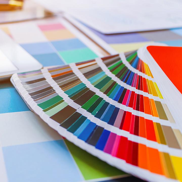 色彩の影響力は大きい